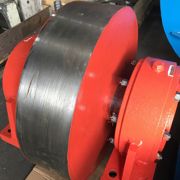 Crane Wheels Refurbishment 7
