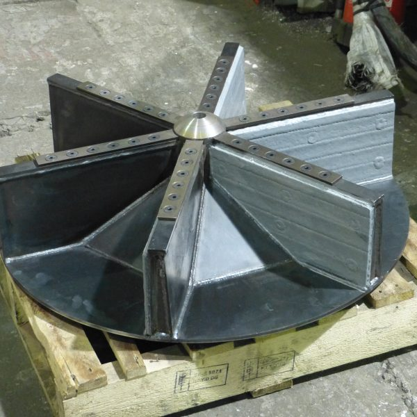 Fan Impeller Refurbishment And Upgrades 10