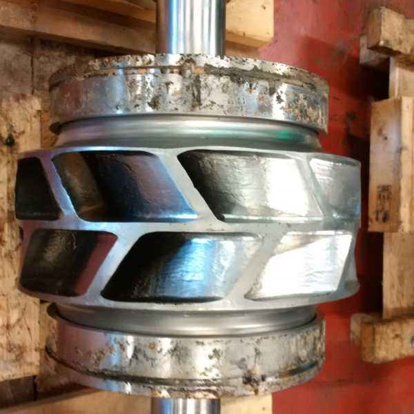 Fan Impeller Refurbishment And Upgrades 12