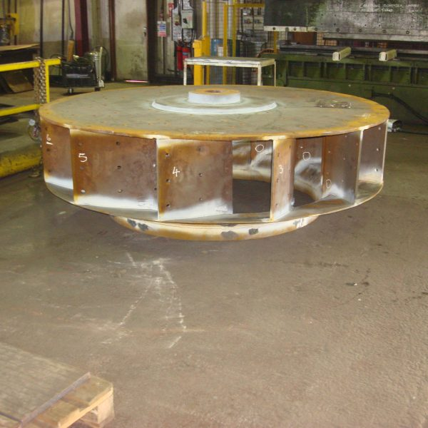 Fan Impeller Refurbishment And Upgrades 13