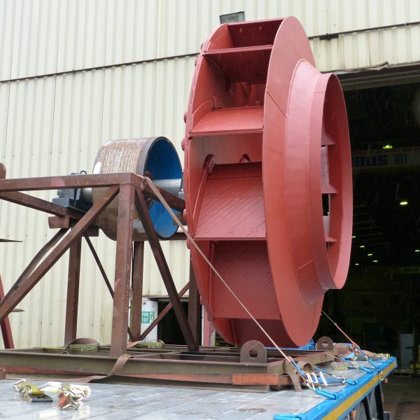 Fan Impeller Refurbishment And Upgrades 3