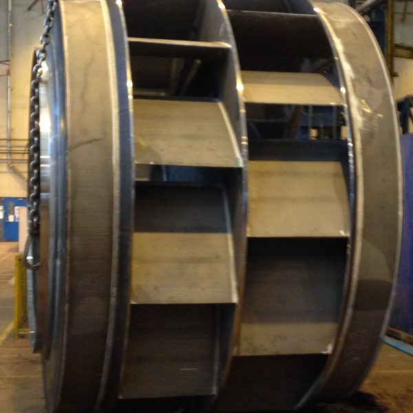 Fan Impeller Refurbishment And Upgrades 8