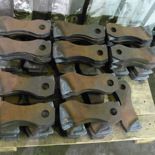 Hammer Mill Wear Parts 3