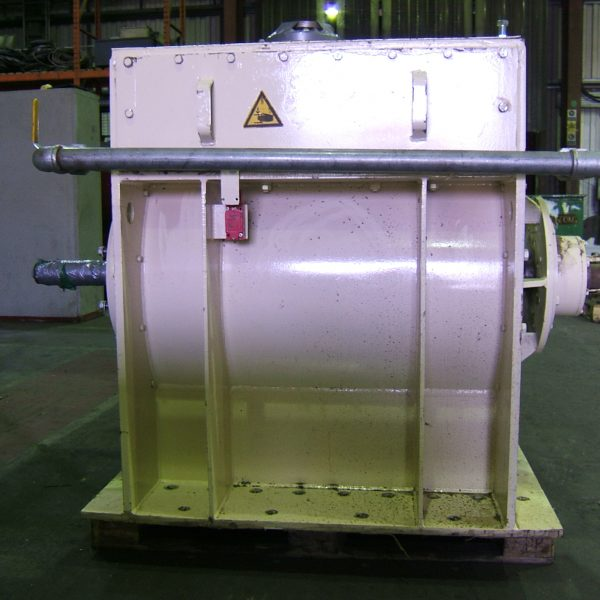 Rotary Valve Refurbishment 1