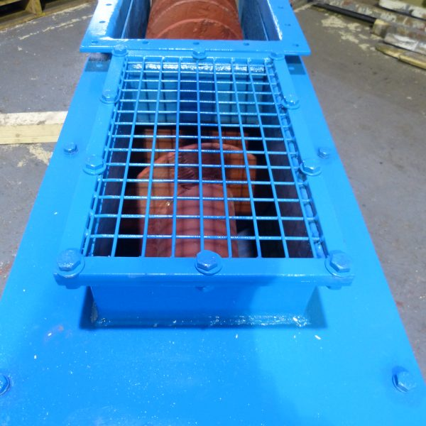 Screw Conveyor Refurbishment 9