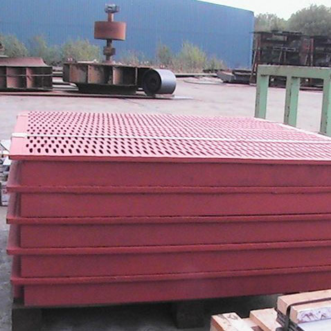 Wear Resistant Screen Deck Manufacture 2