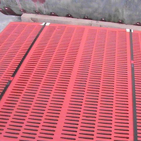 Wear Resistant Screen Deck Manufacture 3